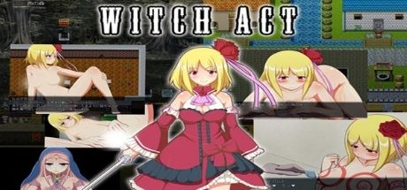WITCH ACT Game Walkthrough Free Download for PC