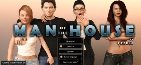 Man of the House v1.0.2c Game Walkthrough Free Download for PC