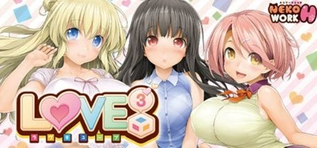 LOVE 3 Love Cube Game Walkthrough Free Download for PC