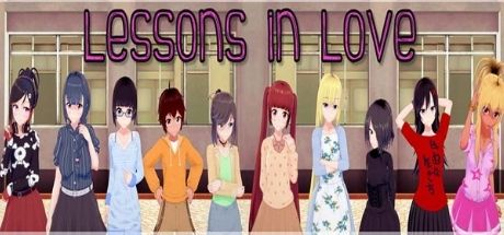 Lessons In Love Game Walkthrough Free Download for PC