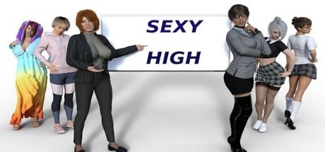 Sexy High Game Walkthrough Free Download for PC