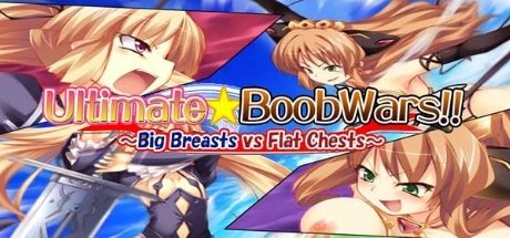 Ultimate Boob Wars Big Breasts vs Flat Chests Game Walkthrough Free Download for PC