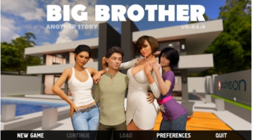 Big Brother Another Story 0.05.0.00 PC Game Walkthrough Download for Mac